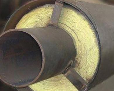 包头钢套钢蒸汽保温管厂家