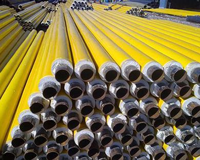 包头聚氨酯管道保温管厂家